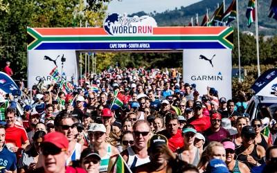World Run 2015 Behind the Scenes